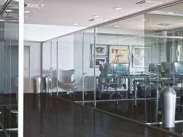 glass partition walls spazio by faraone