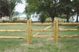 Split Rail Fences Fence By Maintenance Service