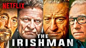 The Most Awaited Trailer of The Irishman, Martin Scorsese's Crime ...