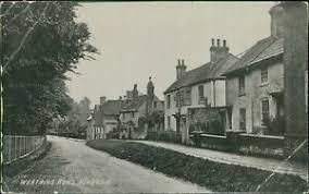 Ida Stone, The Two Poplars, Wokingham 1905 Bert (Horsham) Worthing Road  QZZ.922 | eBay