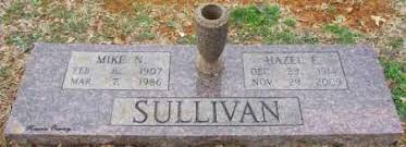 GRAHAM SULLIVAN, HAZEL FERN - White County, Arkansas   HAZEL FERN GRAHAM  SULLIVAN - Arkansas Gravestone Photos
