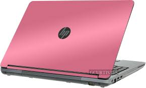 Pink Vinyl Lid Skin Cover Decal Fits Hp Probook 655 G1 Laptop For Sale Online Ebay