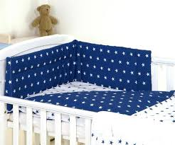 baby bedding blue stars white stars 2 3
