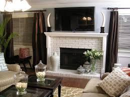 fireplace surround and mantel