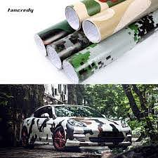 Tancredy 10 152cm Car Stling Camouflage Pvc Vinyl Car Sticker Car Body Wrap Film Stickers Camo Army Green Car Stylings Decals Sticker Camo Film Stickercar Sticker Aliexpress