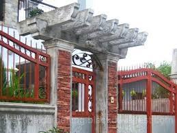 Practical Gardening New Garden Gate Arch