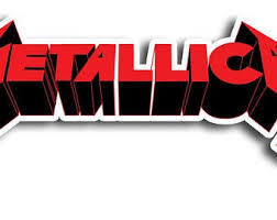 Metallica Car Decal Etsy