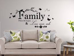 Family Wall Decal Bedroom Decal Living Room Decor Family Etsy In 2020 Wall Decals Living Room Living Room Decals Wall Decals For Bedroom