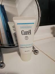 curél makeup cleansing gel reviews in