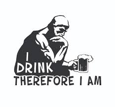 Monty Python Bruce Philosopher Drinking Vinyl Decal Sold By Humanitease Studio On Storenvy
