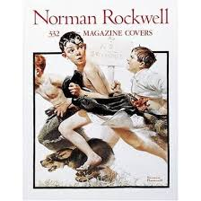 332 covers by norman rockwell