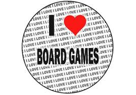 "I Love Board Games - 8"" 20Cm Circle Icing Cake Topper Decoration ..."