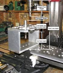 homemade automatic mill tool changer