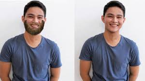 an asian male and i have major beard envy