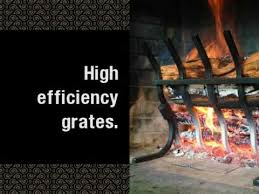 high efficiency fireplace grates
