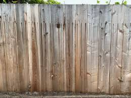 Ugly Fence Advice Rust Stains Paint Or Stain