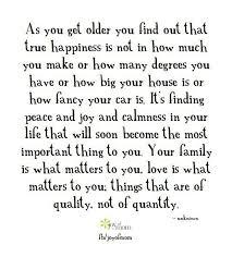 true happiness god family love happy quotes