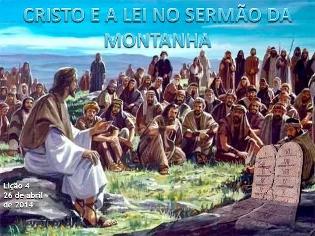 """Resultado de imagem para sermão da montanha"""""""