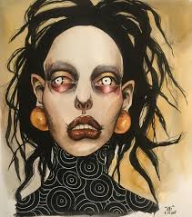 Art by Chelsey Franklin | Art, Artist, Sketch book