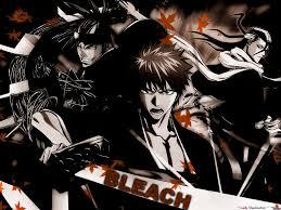 bleach guys bleach anime wallpaper