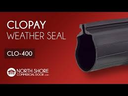 clopay garage door bottom epdm rubber