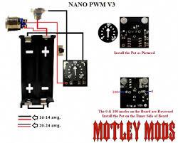 box mod wiring diagrams motley mods