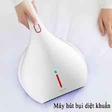CHÍNH HÃNG XIAOMI] Máy hút bụi diệt khuẩn tia UV chăn ga gối đệm Xiaomi  Deerma CM800, hút bụi cầm tay thông minh