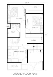 22 5x40 house plans for your dream home