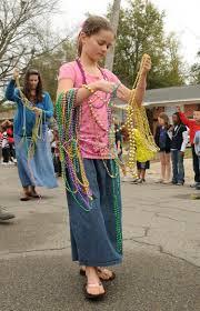 Mardi Gras merriment