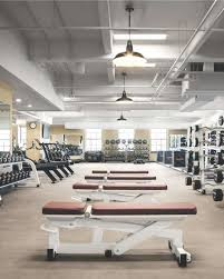 upscale gym athletic resort and spa