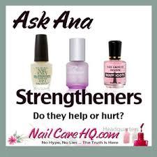 nail strengtheners opi nail envy