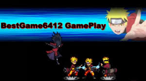 Bleach Vs Naruto 3.2 - Naruto Vs Madara - BestGame6412 GamePlay ...