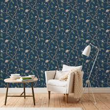 marianne blue sandberg wallpaper