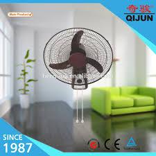 18 inch wall mounted shutter fan for