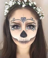 calaveras makeup sugar skull