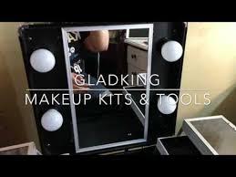 unboxing my makeup kit gladking