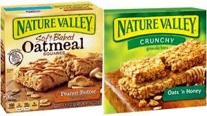 general mills changes nature valley