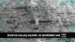 İdlib'de Kalleş Saldırı: 33 Şehidimiz Var - YouTube