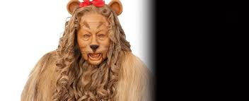 cowardly lion costume from the wizard