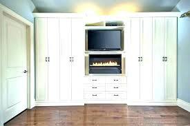 built in cabinet living room