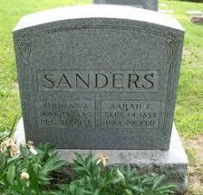 Sarah Elizabeth Atkinson Sanders (1855-1941) - Find A Grave Memorial