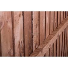 6ft X 3ft Standard Feather Edge Fence Panel Worcester Timber Products
