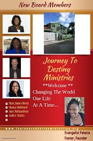 Journey To Destiny Ministries Board of... - Journey To Destiny Ministries |  Facebook