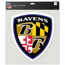 Baltimore Ravens Stickers Decals Bumper Stickers