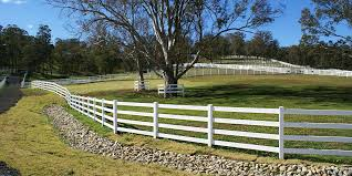 Post And Rail Fencing Polvin Fencing Systems
