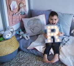 R Light Up Letterperfect Night Light And Nursery Decor Kids Etsy