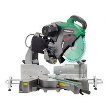 Metabo Hpt Dual Bevel Sliding Mitre Saw With Laser 12 Aluminum C12rsh2sm Rona