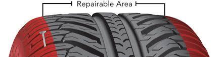 flat tire repair guidelines