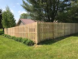 Wooden Picket Stockade Gallup Brook Fencing Llc Northern Vermont Fence Installation