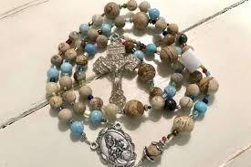 san antonio woman makes ornate rosaries